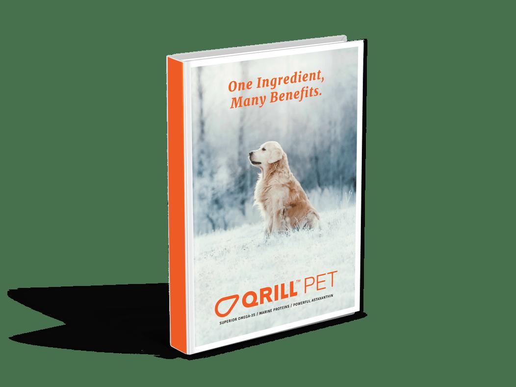 Qrill Pet product brochure